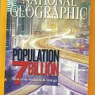 National Geographic January 2011 Volume 219 Number 1 Back Issue location32