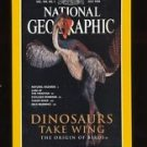 National Geographic  With Pullout Poster July 1998 Volume 194 Number 1 Back Issue location32