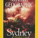 National Geographic August 2000 Volume 198 Number 2 Back Issue location32