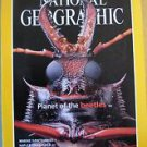 National Geographic March 1998 Volume 193 Number 3 Back Issue location32
