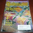 Quiltmaker Magazine July August 1999 No 68 Back Issue location32