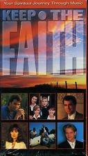 Keep The Faith Your Spiritual Journey Through Music Music VHS Loc8