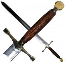 EXCALIBUR CLAYMORE SWORD 42 inch