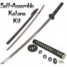 Full Tang Katana Kit