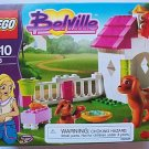 Lego BELVILLE Playful Puppy 7583 girls dog cat pink NEW