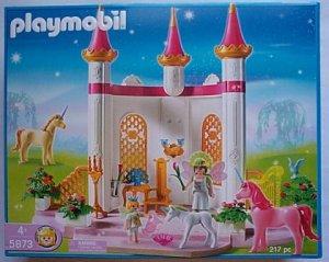 Playmobil Fairy Unicorn Palace 5873 castle girls NEW