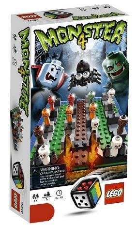 Lego Monster 4 Game NEW