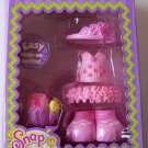 Snap n Style BALLERINA OUTFIT for doll Fisher Price NEW