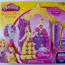 Play-Doh Disney Princess Design a Dress Boutique Set NEW Belle Rapunzel