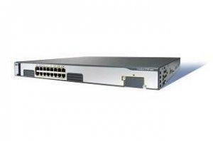 Cisco Catalyst WS-C3750G-16TD-E EMI 16-Port Switch
