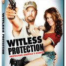 Witless Protection (2008) DVD Comedy Starring Larry the Cable Guy, Jenny McCarthy