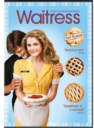Waitress (2007) DVD DRAMA Starring Keri Russell, Adrienne Shelly