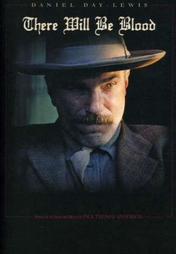 There Will Be Blood (2007) DVD DRAMA Starring Daniel Day-Lewis,
