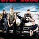 Stop-Loss (2008) DVD DRAMA Starring Ryan Phillippe, Channing Tatum, Abbie Cornish