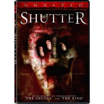 Shutter (2008) DVD HORROR Starring Joshua Jackson