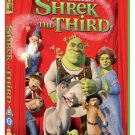 Shrek the Third (2007) DVD FAMILY Voices By Mike Myers, Eddie Murphy, Cameron Diaz