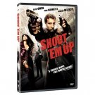 Shoot 'Em Up (2007) DVD ACTION Starring Clive Owen, Paul Giamatti, Monica Bellucci
