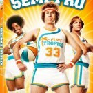 Semi-Pro (2008) DVD COMEDY Starring Will Farrell, Woody Harrelson, André Benjamin