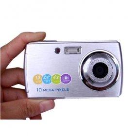Vivikai DC-500C8 10.0MP (Via Interpolation) Digital Camera with 2.4-inch TFT LCD