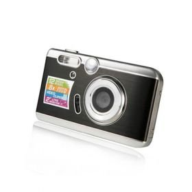 Ordro DC-870/DC870 12.0MP (Via Interpolation) Digital Camera with 2.0 inch LCD (SZW456)