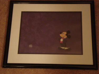 Mickey Mouse Production Art