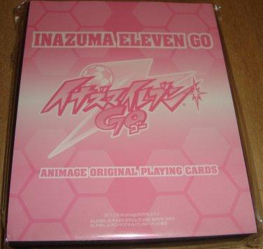 Japanese Trump Cards Inazuma Eleven Go