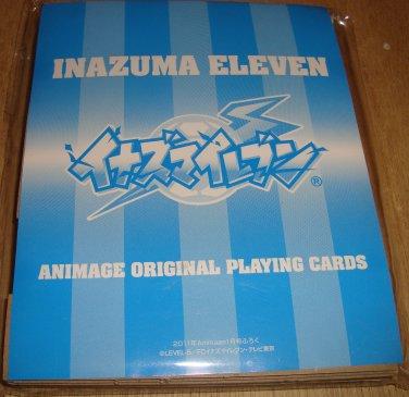 Japanese Trump Cards Inazuma Eleven