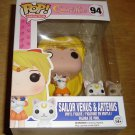 Funko Sailor Moon Sailor Venus & Artemis