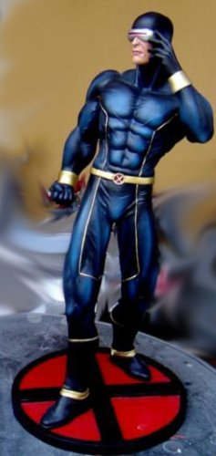 Very Rare Original Design Cyclops Statue 1/4