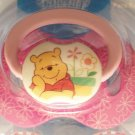 Disney  WINNIE the POOH  and PIGLET Pacifiers - Set of 2  CUTE!!