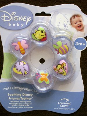 Disney Baby Soothing  *DISNEY FRIENDS* TEETHER