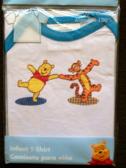 Disney Baby *WINNIE the POOH and TIGGER* Infant T-shirt