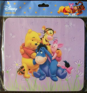 Disney *WINNIE the POOH and FRIENDS* Mouse Pad