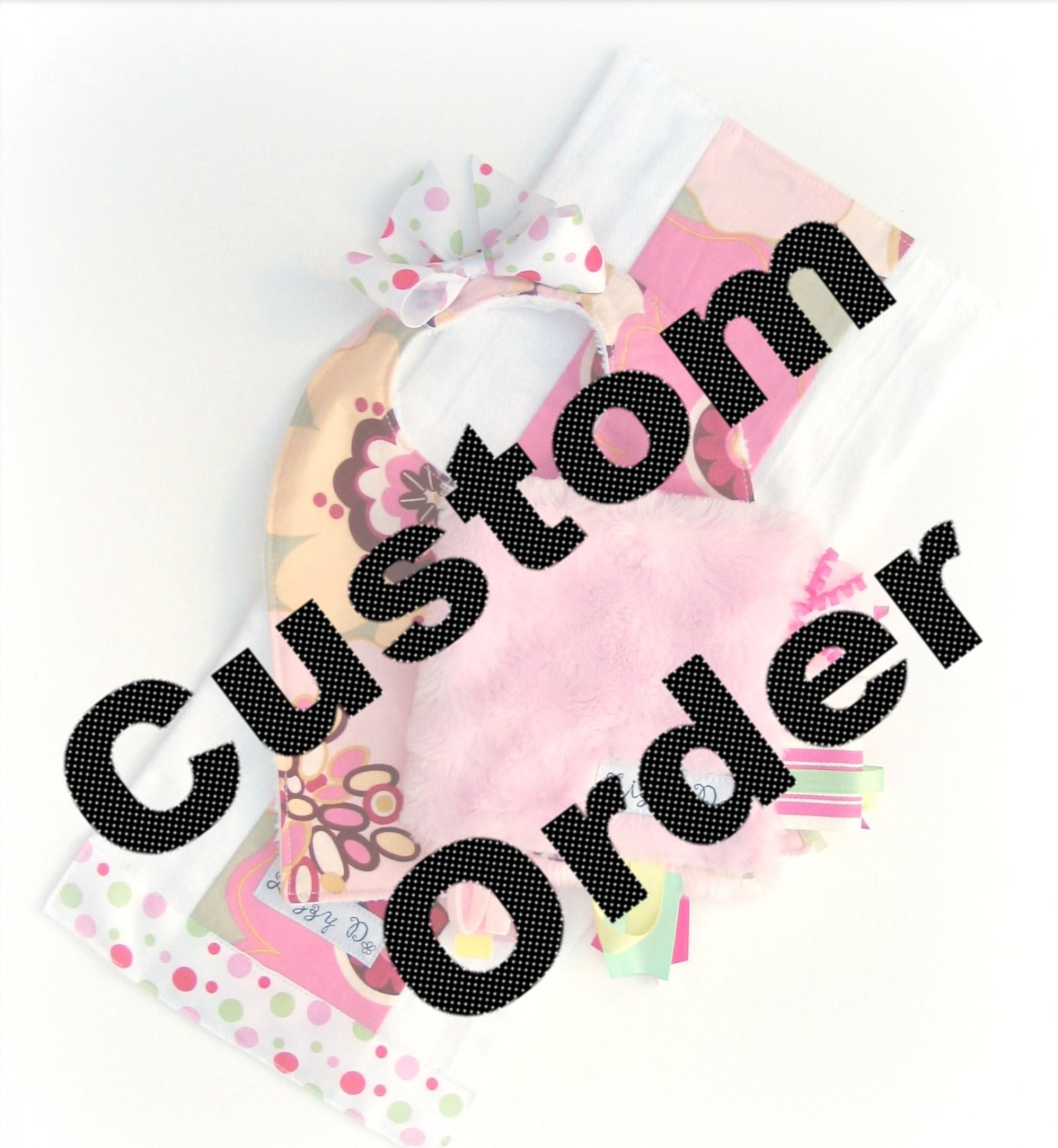 Trio Gift Set - CUSTOM GIRL #3 - YOU CHOOSE