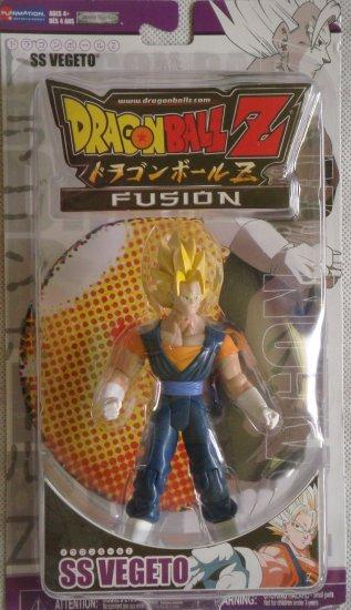 DragonBall Z Fusion SS Vegeto