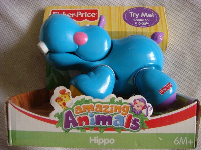 Amazing Animals Hippo