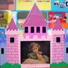 Nextar 3.5 inch DigitalJ Photo Frame Pink Princess Castle