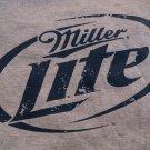Miller Lite Tee Shirt X-Large