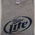 Miller Lite Tee Shirt Medium