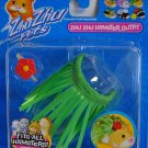 Zhu Zhu Hamster Outfit Hula Skirt and Rose Hair Clip