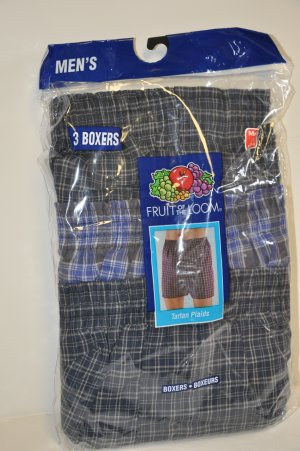 Fruit of the Loom Boxers 3pack Medium