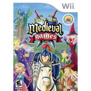 Medieval Games Nintendo Wii