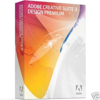 Adobe Creative Suite 3 Design Premium For Windows