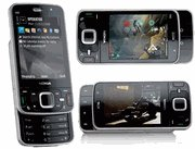 Nokia N96 GSM Quadband 16GB Unlocked