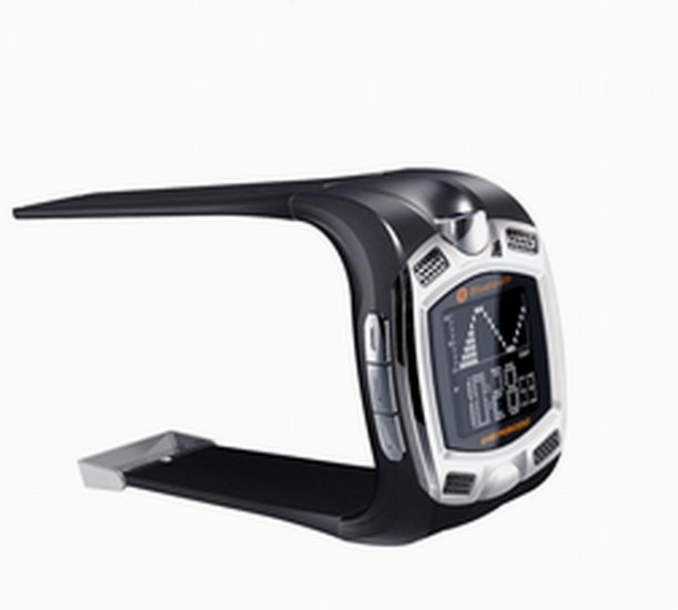 M810 Touch Screen Watch Mobile Phone + Bluetooth + MP4 MP3 Player + Camera