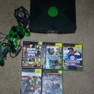 Microsoft XBOX Five 5 Games