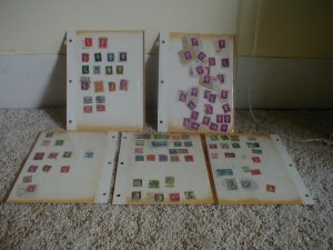 Antique Stamp Collection