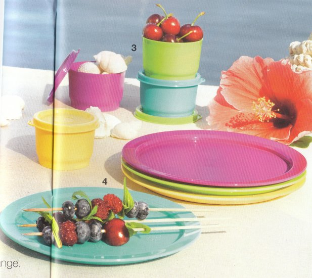 TupperCare Kids' Plates