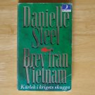 Brev fran Vietnam by Danielle Steel Swedish Messag from Nam