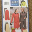 Butterick Sewing Pattern 5838 Misses Size 8 10 12 Easy Top Skirt Pants Uncut